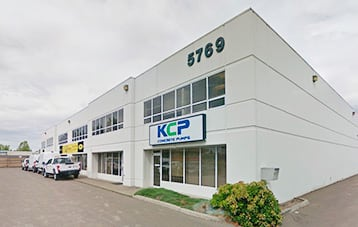 KCP Concrete Pumps Ltd. Headquarters