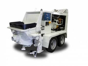 KTP 1160-8 trailer pump