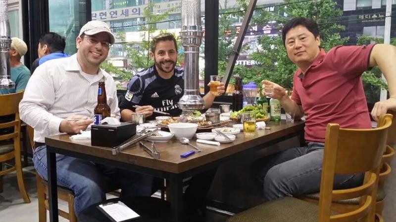 KCP in Korea